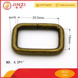 Various Cheap Iron D Boxing rings Buckle for Bag Fittings