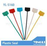 PA Sac postal inviolable en plastique du joint de sécurité. (YL-S160)