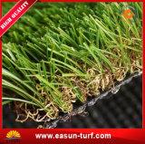 Precio barato suave de los PP de la hierba del PE artificial del césped