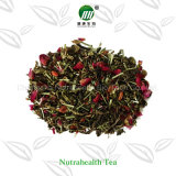 Wow, el 100% Natural y organico Flor/sabor de la fruta té mezclado