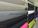 Tela de estiramento de nylon do Spandex do jacquard de Oxford para o vestuário