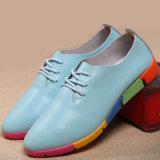 Los hombres británicos de importación de la moda casual zapatos casual zapatos de moda del pedal