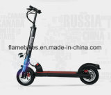Mini bici eléctrica de aluminio con 2 policías motorizados