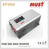 70A 3000W carregador onda senoidal pura inversor DC AC