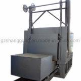 Высокотемпературная леча печь вагонетки подогревателя