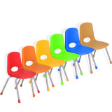 고품질 싼 학교 세트는 학생 책상과 의자를 도매한다