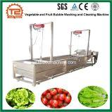 Bulle de fruits et légumes de lavage et nettoyage de la machine