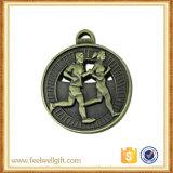 Médaille faite sur commande de module de finition de marathon de qualité