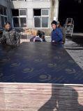 la película negra de 15m m hizo frente a la madera contrachapada usada /Construction de la madera contrachapada
