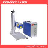 세륨을%s 가진 최신 판매 금속 숟가락 섬유 Laser 표하기 기계