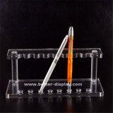 Acrílico de plástico personalizado suporte de monitor de bateria/suporte de cigarros Electrónicos