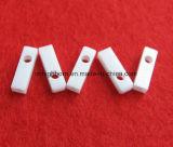 Piatto di ceramica di Zirconia in bianco e nero Zro2 di elevata purezza/substrato di ceramica di Zirconia