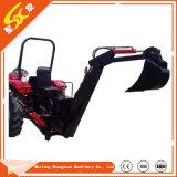 Résistant et adaptable après que le tracteur pelle rétro remorquable