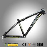 26er MattMountian Fahrrad-Rahmen-Aluminiumlegierung Al6061