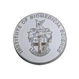 3D Argent antique pièce de métal de collecte de Souvenir (Ele-C117)