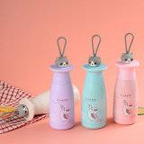 قطع جذّابة مبتكر ماء فنجان رسم متحرّك أطفال [بورتبل] فنجان