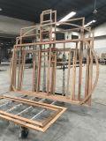 دار شباك خشبيّة [ويندووس] زجاجيّة وأبواب, يواجه/خارج/خطّ عموديّ/أرجوحة مفتوح
