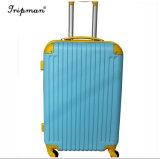 Kontrast-Farben weitermachen Gepäck expandierbares Hardside Laufkatze-Arbeitsweg-Gepäck