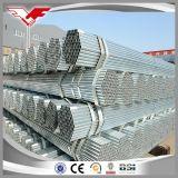 48mm redondo cuerpo hueco del tubo de acero galvanizado tubo/Gi