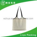 2017方法デジタルによって印刷される昇進の有機性環境に優しい綿のキャンバスのショッピング・バッグ