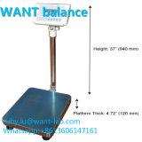 60kgs 0.1G Échelle numérique avec écran LCD numérique distinct échelle amovible équilibre numérique