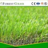 庭に使用するペットのためのSの形の人工的な草(対)