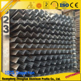Bâti en aluminium d'extrusion anodisé par fournisseurs de la Chine pour le panneau solaire