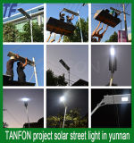Installation Support 12W 24W, 30W, 40W, 50W, 60W, 80W, 100W Solar Street Light System