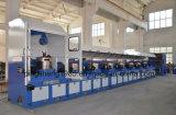 Riga di rivestimento della macchina e del rame di trafilatura della saldatura dello schermo del gas del CO2 linea di produzione completa