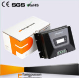 99.8% Controlemechanisme van de Last van het Voltage MPPT van Fangpusun 12V 24V 36V 48V Reated van de Hoge Efficiency het Zonne70A met LCD Vertoning
