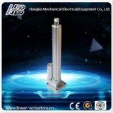Resistente al agua del motor de 12VCC Tornillo de avance del actuador lineal (HB-DJ806)