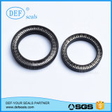 Mola de PTFE energizado Seal/Variseal preenchidos com silicone