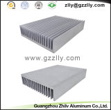 Reeks AutoProfielen Heatsink van het Afgietsel van de Matrijs van het Aluminium voor Industriële Machine