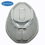 Rechteckiger Huhn-Aluminiumfolie-Behälter