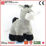 Zachte Stuk speelgoed van het Paard van de Pluche van de Gift van de bevordering het Dier Gevulde voor Jonge geitjes