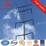 Bester Qualitätsübertragungs-Stahl Pole