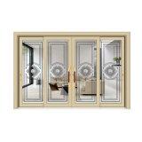 Раздвижная дверь верхней конструкции ранга новой алюминиевая для входа виллы