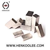 공장 다이아몬드 세그먼트를 위한 도매 대리석 구획 돌 절단 도구