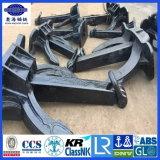 Des ABS LR-CCS Typ Anker CERT-schwarzer Lack-10500kgs m-Speke