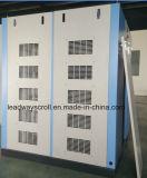 Compresor de aire sin aceite del tornillo del desfile para la industria alimentaria