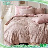 Apartment fios de algodão tingidos de folha de cetim Moda Definido