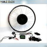 Agile 48V 500W sin engranajes piezas de bicicleta eléctrica