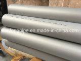 304 316L realzaron el tubo superficial del acero inoxidable del traspaso térmico