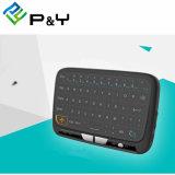 H18 mini per la tastiera senza fili Android del mouse della mosca della casella Remote2.4G della TV