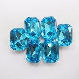 중국에게서 만드는 보석을%s 공장 장식적인 도매 느슨한 다이아몬드