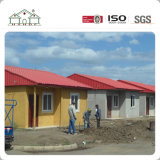 Estructura de acero casa prefabricadas prefabricados Casa para residencia familiar