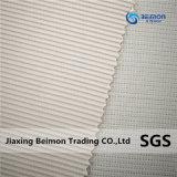 Nylon15% Spandex-Gewebe des Leistungs-horizontales Streifen-85%