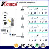 Système d'interphone bidirectionnel Multi-Party Paga Système de gestion du système de radiodiffusion