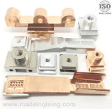 제조자 CNC 높은 정밀도 기계로 가공 자동차 배터리 구리 단말기