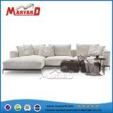 Insieme di alluminio del sofà del blocco per grafici della mobilia del giardino di disegno semplice